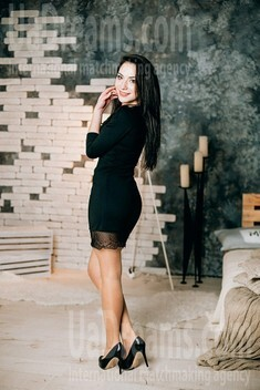 Yanochka from Poltava 24 years - waiting for husband. My small public photo.
