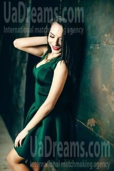 Yanochka from Poltava 24 years - ukrainian bride. My small public photo.