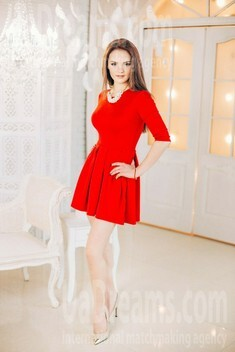 Victoria from Poltava 24 years - single russian woman. My small public photo.