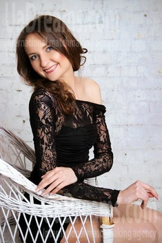 Tanya from Zaporozhye 29 years - single russian woman. My small public photo.