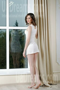 Tanya from Zaporozhye 29 years - girl for marriage. My small public photo.