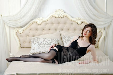 Tanya from Zaporozhye 29 years - attractive lady. My small public photo.