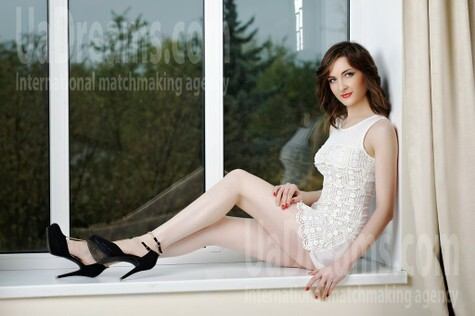 Tanya from Zaporozhye 29 years - future bride. My small public photo.