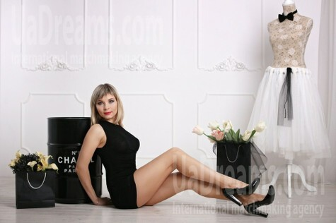 Natalie from Cherkasy 34 years - beautiful and wild. My small public photo.