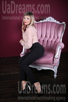 Natalie from Cherkasy 34 years - photo gallery. My small public photo.