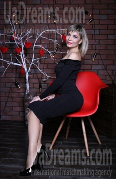 Natalie from Cherkasy 34 years - Warm-hearted girl. My small public photo.