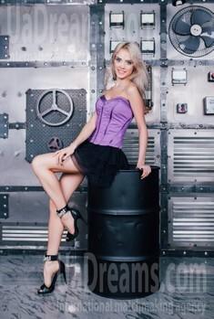 Nastya from Cherkasy 22 years - happy woman. My small public photo.