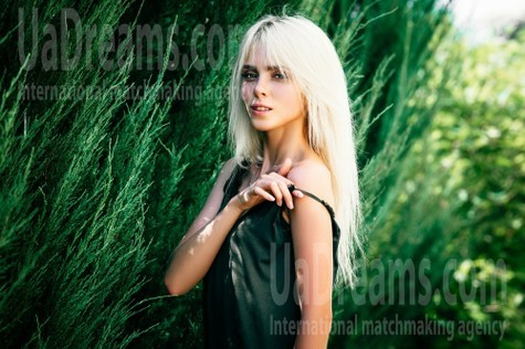 Nastya from Cherkasy 20 years - ukrainian bride. My small public photo.