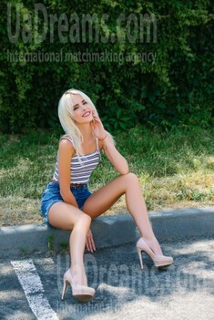 Nastya from Cherkasy 21 years - loving woman. My small public photo.