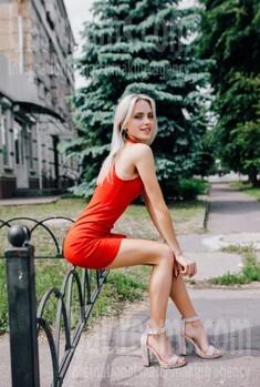 Nastya from Cherkasy 22 years - amazing appearance. My small public photo.