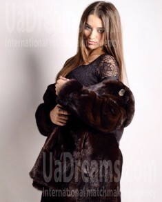 Anya from Kiev 25 years - bride for you. My small public photo.