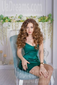 Katerina from Dnipro 22 years - Kind-hearted woman. My small public photo.