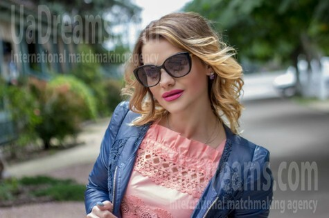 Ruslana from Kremenchug 29 years - seeking man. My small public photo.