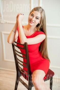 Tatiana from Ivanofrankovsk 25 years - sunny smile. My small public photo.