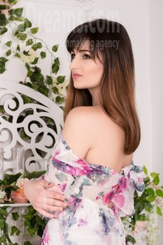 Elena from Kharkov 26 years - Kind-hearted woman. My small public photo.