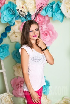 Katerina from Dnipro 30 years - introduce myself. My small public photo.