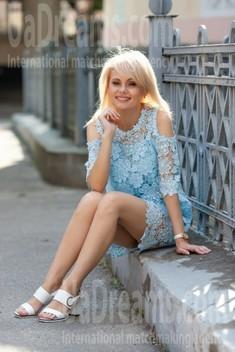 Alyona from Kremenchug 43 years - seeking soulmate. My small public photo.