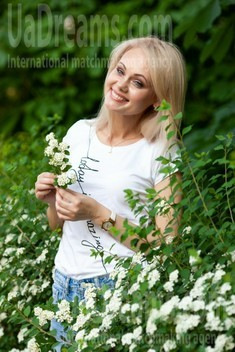 Alyona from Kremenchug 43 years - Kind-hearted woman. My small public photo.