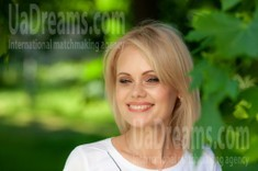 Alyona from Kremenchug 43 years - romantic girl. My small public photo.