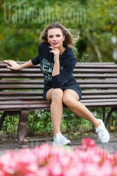 Anya from Kremenchug 36 years - Music-lover girl. My small public photo.