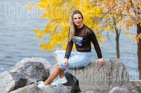 Anya from Kremenchug 36 years - independent woman. My small public photo.
