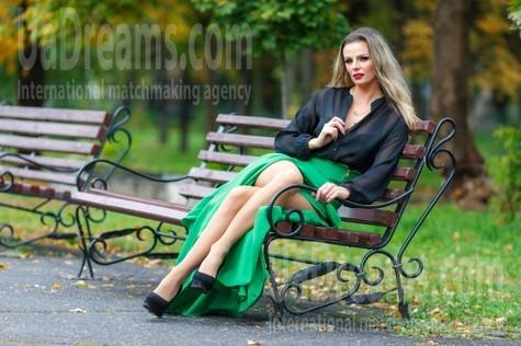 Anya from Kremenchug 36 years - ukrainian woman. My small public photo.