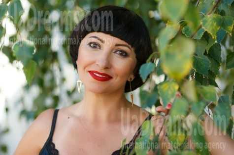 Irina from Kremenchug 46 years - waiting for husband. My small public photo.