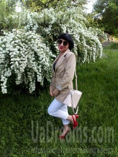 Irina from Kremenchug 46 years - ukrainian woman. My small public photo.