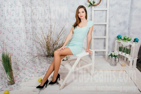 Diana from Cherkasy 20 years - want to be loved. My small public photo.