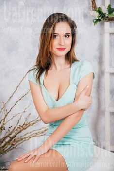 Diana from Cherkasy 20 years - seeking soulmate. My small public photo.