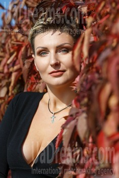 Oksana from Kremenchug 36 years - single lady. My small public photo.