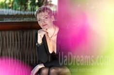 Oksana from Kremenchug 35 years - look for a man. My small public photo.