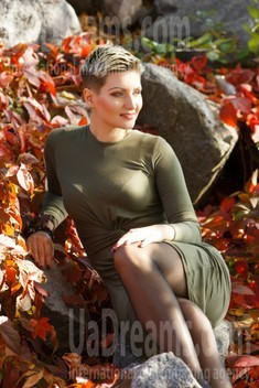 Oksana from Kremenchug 36 years - look for fiance. My small public photo.
