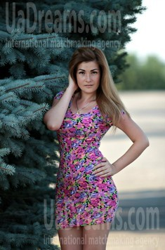 Natalia from Kremenchug 29 years - desirable woman. My small public photo.