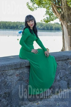 Alyona from Kremenchug 32 years - future bride. My small public photo.