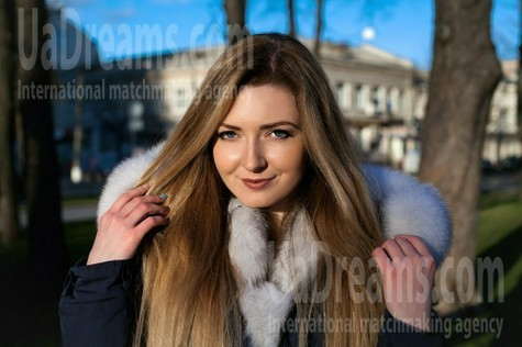 Alyona from Kremenchug 25 years - nice fiancee. My small public photo.