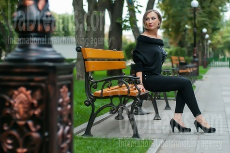 Alina from Kremenchug 41 years - easy charm. My small public photo.