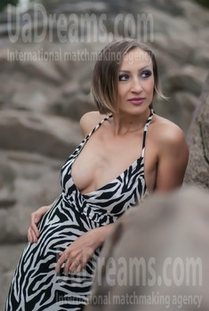 Alina from Kremenchug 40 years - desirable woman. My small public photo.