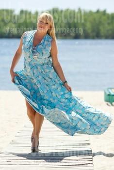 Elmira from Kremenchug 44 years - hot lady. My small public photo.