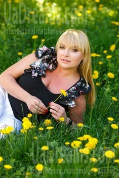 Elmira from Kremenchug 44 years - looking for relationship. My small public photo.