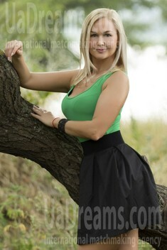 Katrin from Kremenchug 37 years - look for a man. My small public photo.