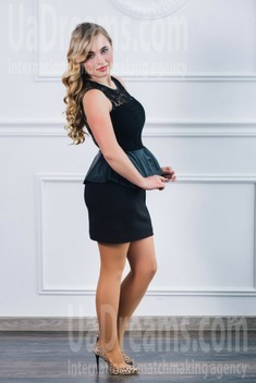 Yulya from Lutsk 32 years - beautiful woman. My small public photo.