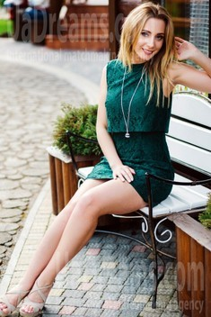 Ira from Lutsk 28 years - bright smile. My small public photo.
