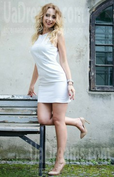 Ira from Lutsk 28 years - kind russian girl. My small public photo.