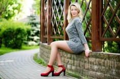 Lyuda from Lutsk 39 years - waiting for you. My small public photo.