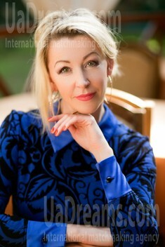 Lyuda from Lutsk 38 years - seeking man. My small public photo.