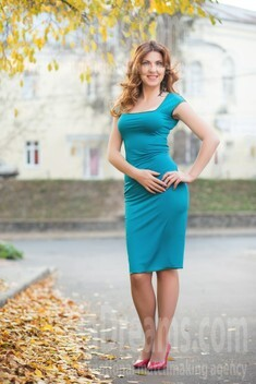 Natasha from Lutsk 32 years - bride for you. My small public photo.