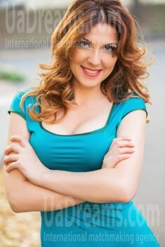 Natasha from Lutsk 33 years - future bride. My small public photo.