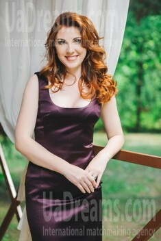 Natasha from Lutsk 33 years - sunny day. My small public photo.