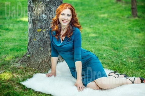 Natasha from Lutsk 33 years - nice smile. My small public photo.